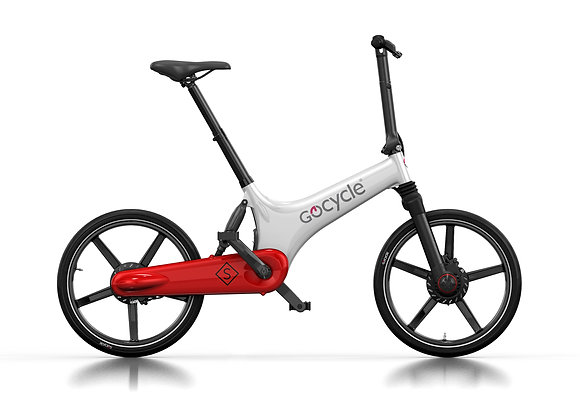 Gocycle GS White-Red
