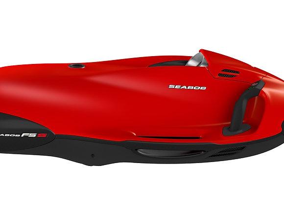 SEABOB Basic Red (Rugged Surface)