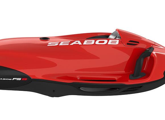 SEABOB BIG Label Red White