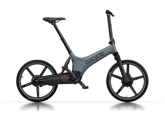 Gocycle GS Grey/Black