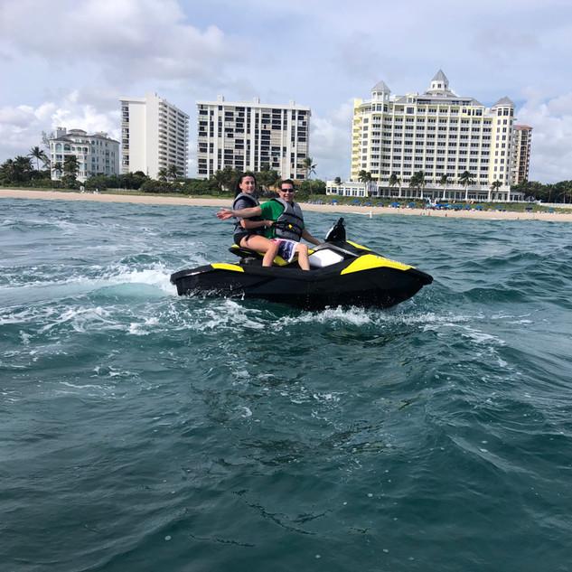 Jet Ski rental Fort Lauderdale Beach