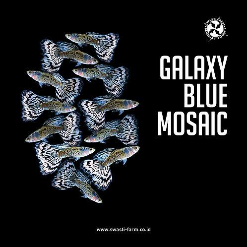 GALAXY BLUE MOSAIC