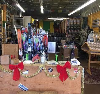 Alpine Ski & Sport inside