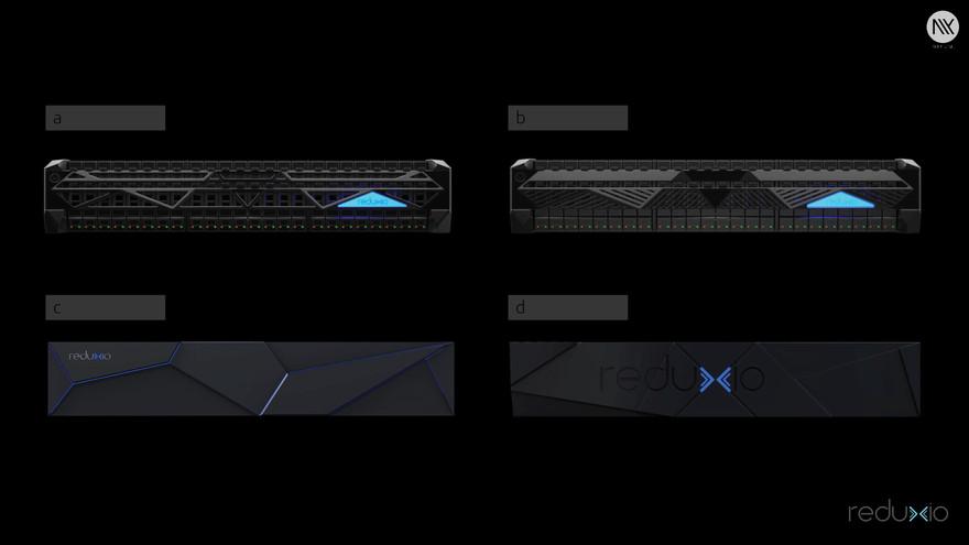 Reduxio - Concepts