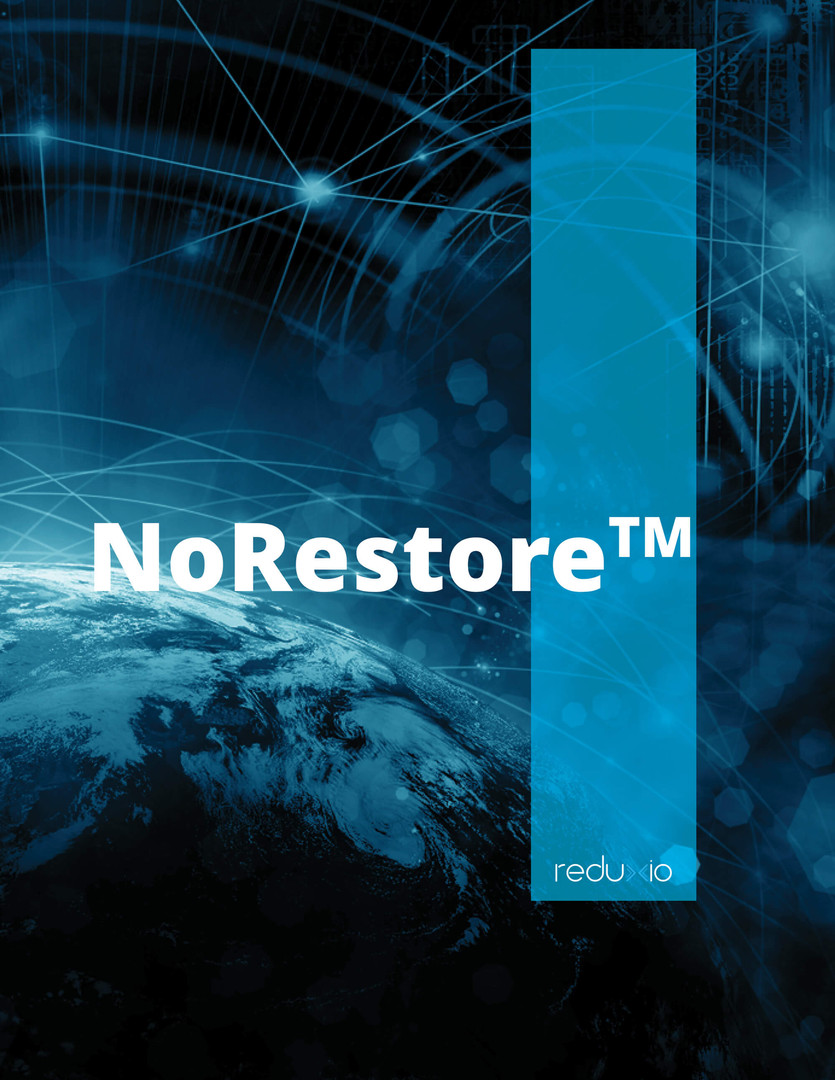 NoRestore™ - Product brief