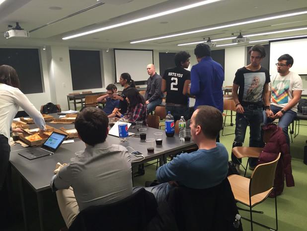 Hackathon - Boston