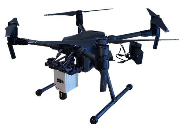 MicroHSI 410 SHARK Drone