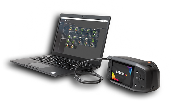 SPECIM IQ Studio software