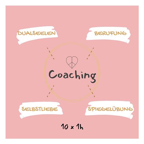 10x1h Dualseelen Coaching