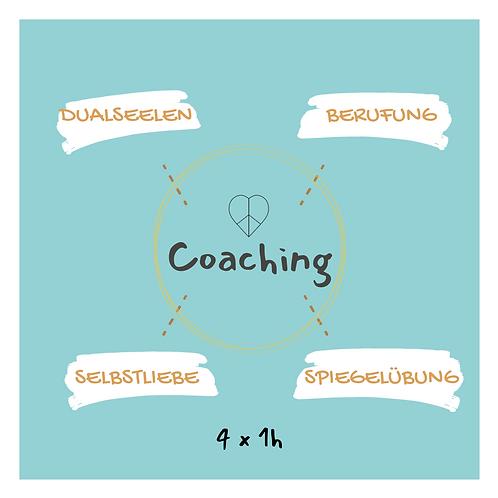 4x1h Dualseelen Coaching