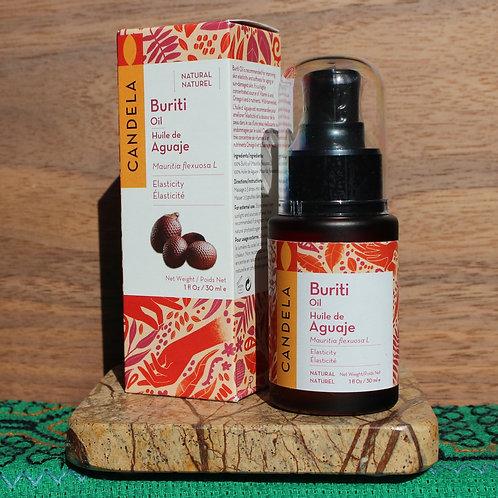 Wild Buriti Oil (Aguaje Oil) for Sun Damaged Skin 30ml (1 fl oz)