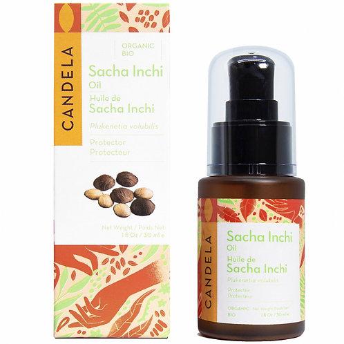 Organic Sacha Inchi Oil - Clear Skin Defence 30ml (1 fl oz)