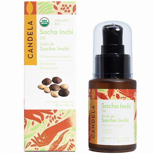 Organic Sacha Inchi Oil - Clear Skin Defence 30ml (1 fl oz)