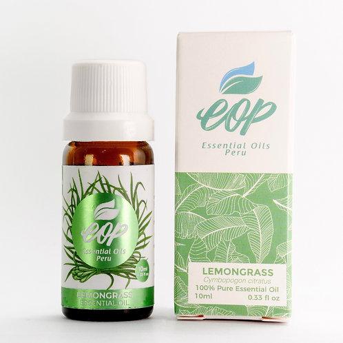 Peruvian Lemongrass Essential Oil 10ml (0.33 fl oz)