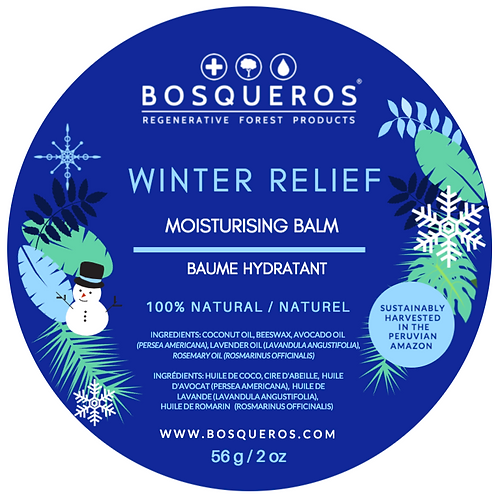Winter Relief Balm (2 oz)