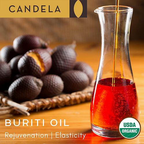 Organic Wild Buriti Oil (Aguaje Oil)