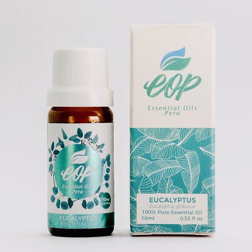 High Altitude Eucalyptus Essential Oil 10ml (0.33 fl oz)