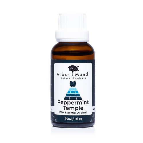 Peppermint Temple Essential Oil Blend - 30ml (1fl oz)