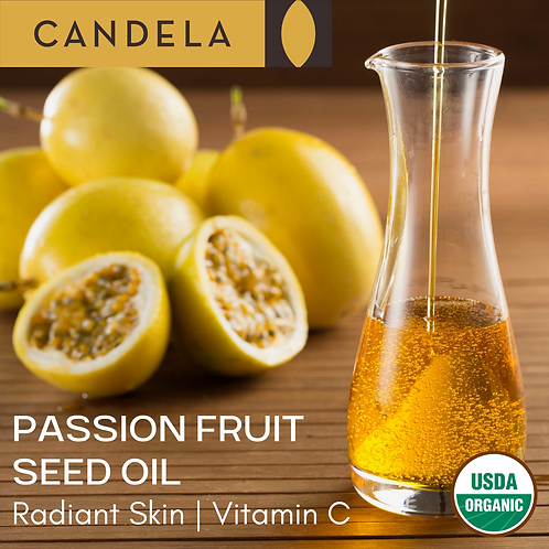 Organic Passion Fruit Seed Oil (Maracuja Oil)