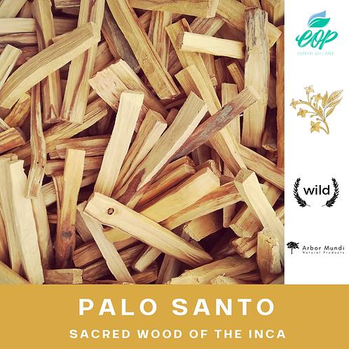 Sustainable Wholesale Palo Santo Essential Oil