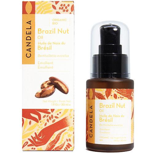 Organic Brazil Nut Natural Moisturizer 30ml (1 fl oz)