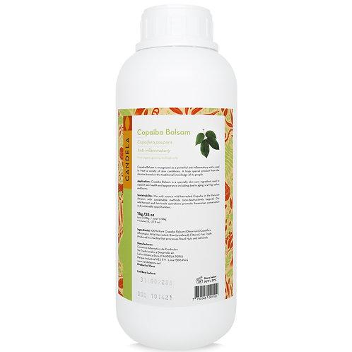 Copaiba Balsam (Copaiba Oil / Copaiba Oleoresin)