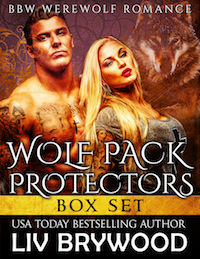 Wolf Pack Protectors - boxed set cover -
