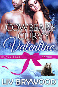 The Cowbear's Curvy Valentine - magenta
