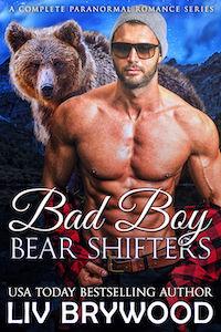 Liv Brywood - Bad Boy Bear Shifters bund
