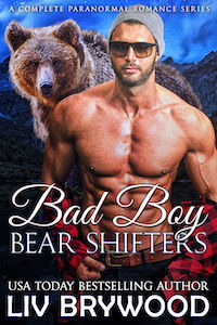 Liv Brywood - Bad Boy Bear Shifters bund