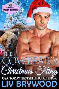 Liv Brywood - The Cowbear's Christmas Fl