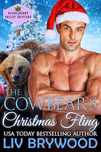 Liv Brywood - The Cowbear's Christmas Fl