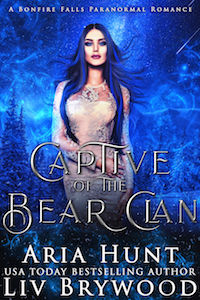 Liv Brywood - Captive of the Bear Clan c