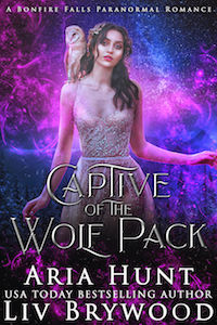 Liv Brywood - Captive of the Wolf Pack c