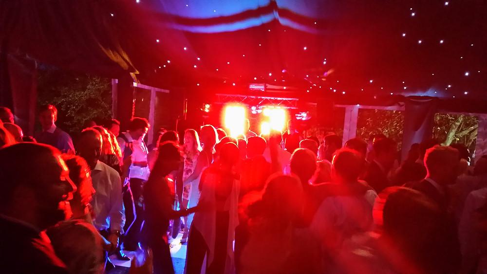 DJ Audio system hire and lighting