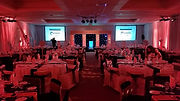 Conference audio system for Oxford sports awards