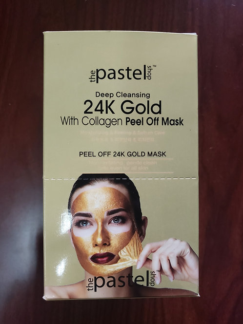 Gold Cleansing Mask