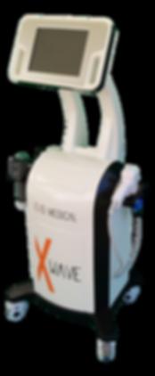 EXO MEDICAL est leader dans la technologie thérapeutique par onde de choc.  Nos machines à onde de choc X-Wave sont fiables et évolutives.