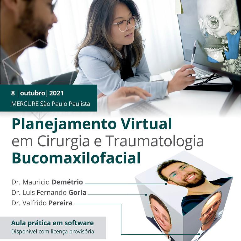 Planejamento Virtual 3D em Cirurgia e Traumatologia Bucomaxilofacial