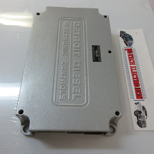 Detroit Diesel DDEC 3 4 5 template ( DDEC IV) ECM