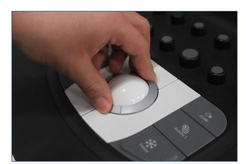 PHILIPS EPIQ 7 Ultrasound Trackball