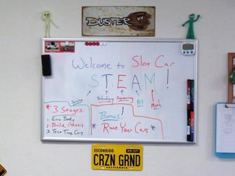 STEAM Education at V.T. Raceway