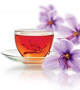 Saffraan thee