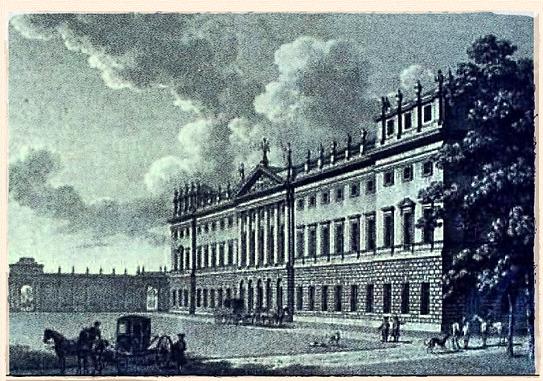 Worksop Manor 1779