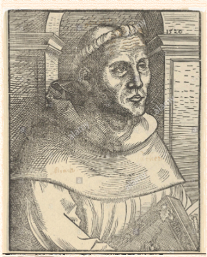 Martin Luther 1520