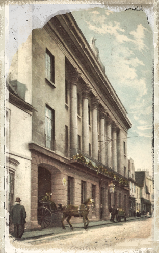 The Stamford Hotel, St Mary's Street