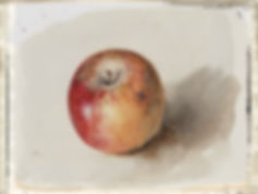 blenheim orange by John Ruskin