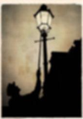 victorian lamp lighter