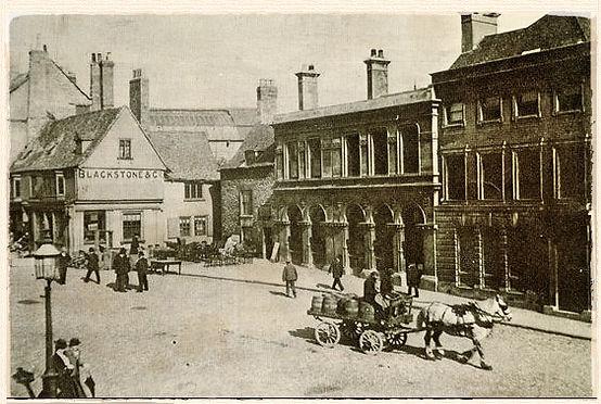 Broad Street, Stamford