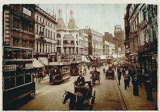 Lord Street, Liverpool, 1900